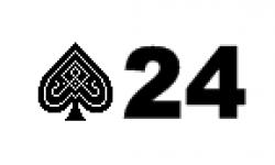 24 points logo