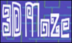 3dmaze logo