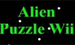 alien puzzle logo