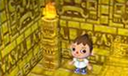 Animal Crossing Lets Go To TheCity totem homme or vignette head