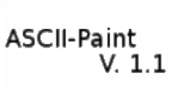 asciipaint logo