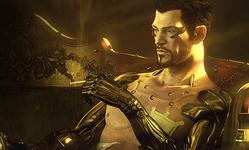 Deus Ex: Human Revolution deus ex wall1