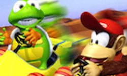 Diddy Kong Racing vignette diddy kong racing