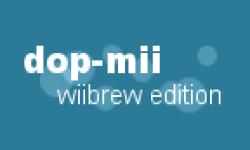 dopmii wiibrew edition logo