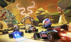 F1 Race Stars Powered Up Edition screenshot 10