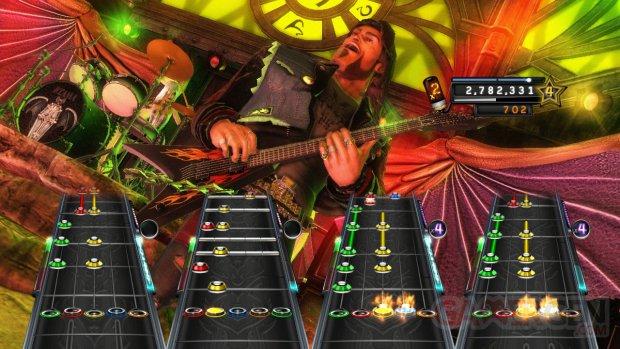 guitar hero warriors of rock wii 1