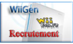ICON0 Recrutement WiiGen