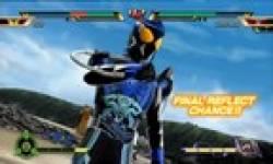 Kamen Rider Climax Heroes Fourze gameplay vignette