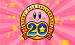 kirby 20th anniversary dream collection vignette head