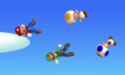 new super mario bros u launch trailer head vignette
