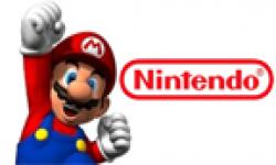Nintendo logo Mario head