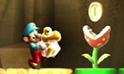 Piranha Plants Cave New super mario bros u vignette head