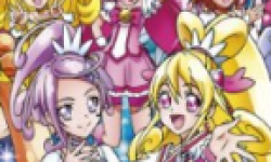 pretty cure all stars head vignette
