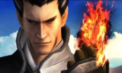 screenshot image sengoku basara 3 utage vignette head
