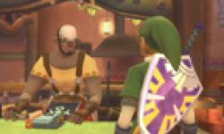 Screenshots Captures Images The Legend Of Zelda Skyward Sword Nintendo Wii vignette head
