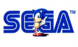 SEGA logo Sonic head