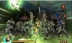 Sengoku Basara 3 video gameplay vignette