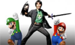 Shigeru Miyamoto head