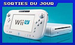 Sorties du Jour Wii U Blanche logo vignette 01.12.2012.