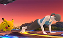 super smash bros wiiu entraineuse wii fit vignette head