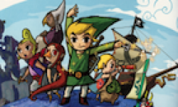 The Legend of Zelda: The Wind Waker vignette wind waker HD 2