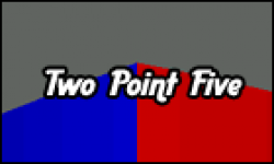 twopointfive logo