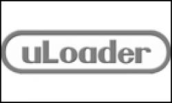 uloader logo