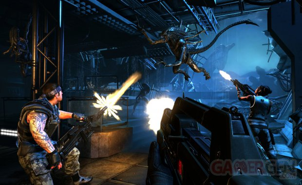 Unepic aliens colonial marines 3