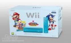 Wii Bleu Mario & Sonic vignette