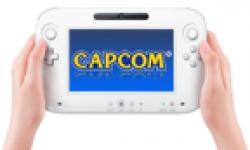 Wii U Capcom logo vignette head