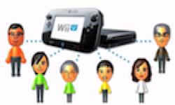 Wii U vignette Wii U Mii
