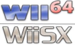 wii64 wiisx logo