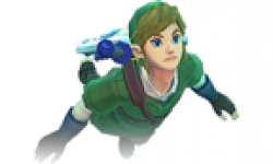 zelda skyward sword link nage vignette head