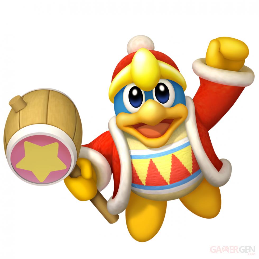 Image Artwork Image Kirby S Return To Dreamland