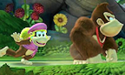 Donkey Kong Country Tropical Freeze logo vignette 17.06.2013.