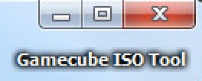 Gamecube ISO Tools 1 0 1 Build 5 - Corrections mineures pour