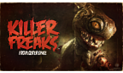 killer freaks wii u key art affiche poster 2011 07 06 head 02