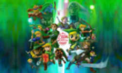 the legend of zelda 25 anniversaire vignette head