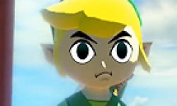 The Legend of Zelda The Wind Waker HD logo vignette 11.06.2013.